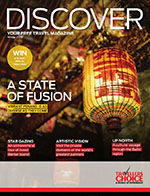 Discover Magazine Winter Issue
