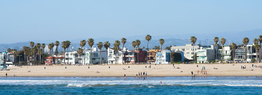 Beaches of Los Angeles