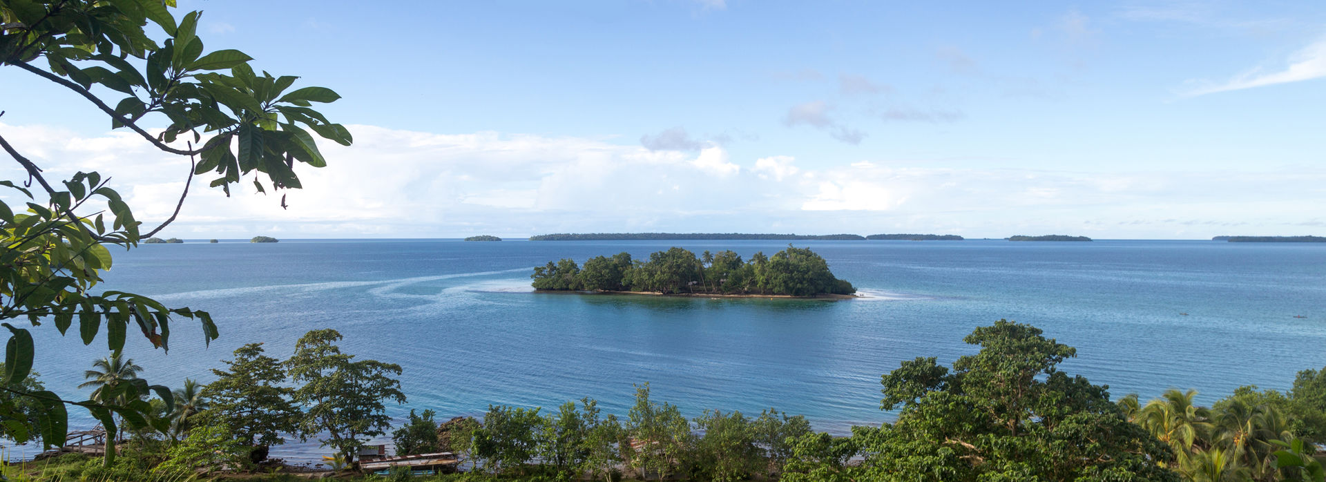 Pacific Islands: Solomon Islands