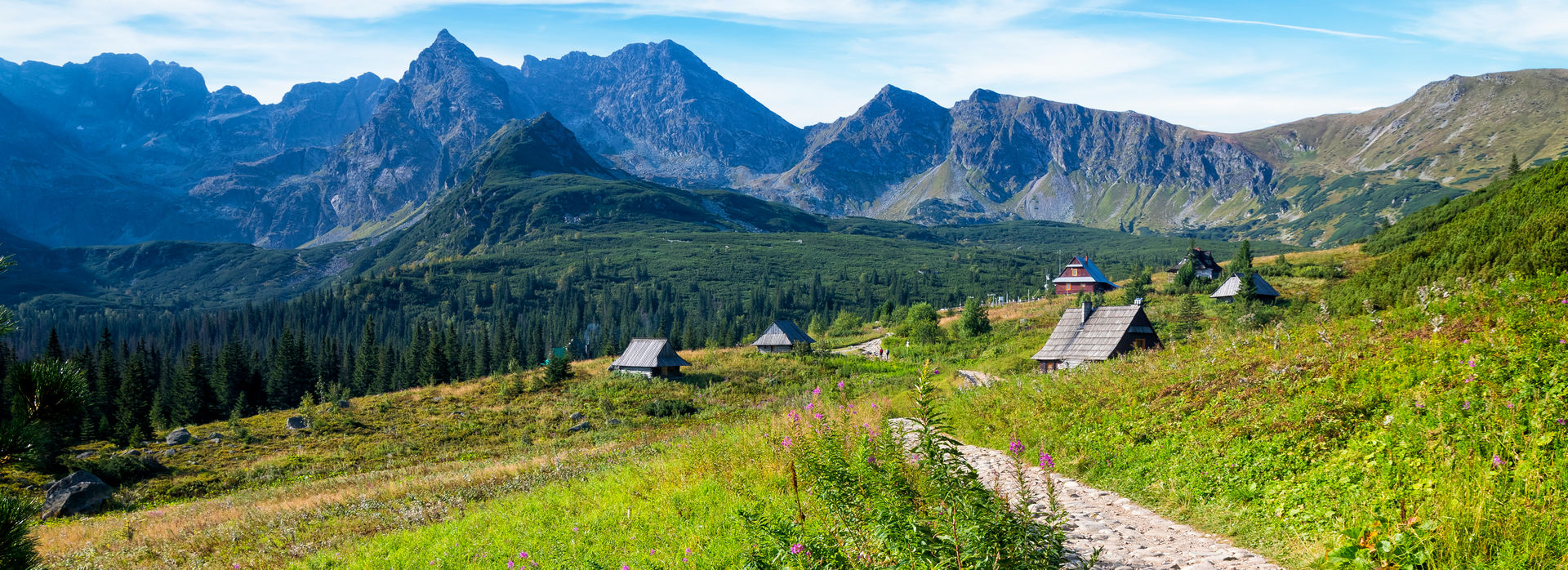 The best hiking trails to try out in Poland