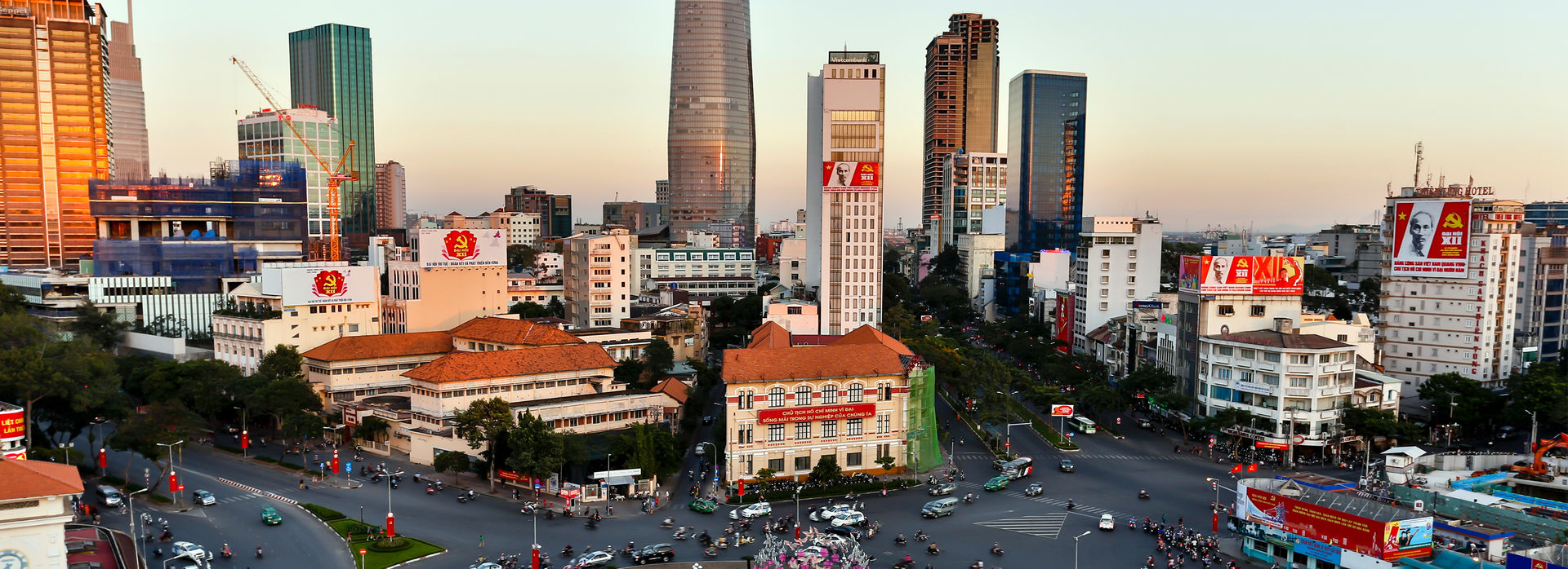 24 hours in Saigon