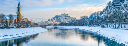 Season's Greetings from Salzburg
