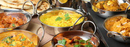 Food Holidays at Home: The Taste of India