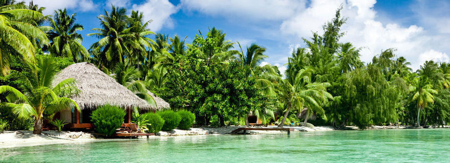 The heavenly Cook Islands