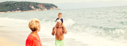 Places to travel with your grandchildren