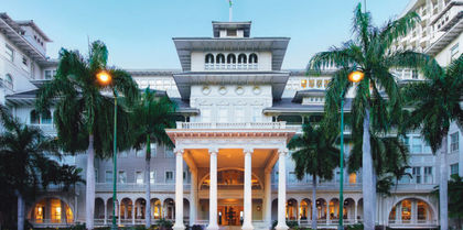 Moana Surfrider, A Westin Resort & Spa  Couples, flights and luxury holiday experience