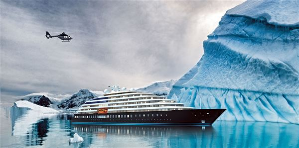Ultimate Antarctica Flights, cruise and luxury holiday experience