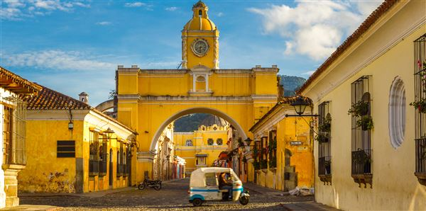 Central American Journey Tours holiday experience