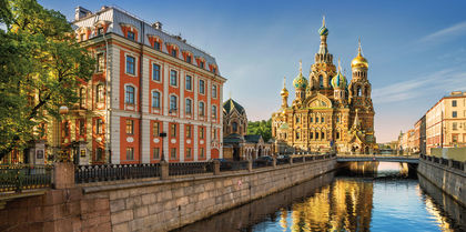 Russian Waterways Tours, couples and flights holiday experience