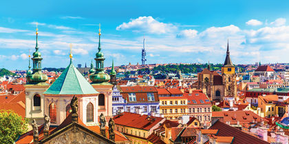 Prague: Castles & Cruise Tours and short breaks holiday experience