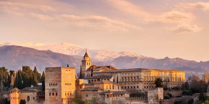 Stunning Rail Journeys in Spain: Adalusia Tours and rail holiday experience