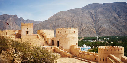 Oman Adventure Tours holiday experience