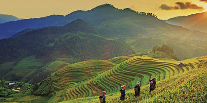 Grand Vietnam Tours, couples and flights holiday experience