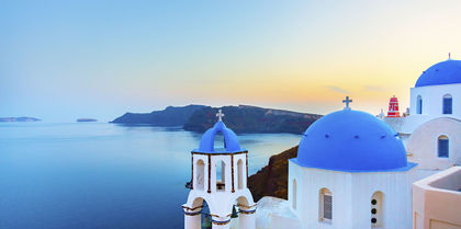 Mykonos & Santorini Independent and cruise holiday experience