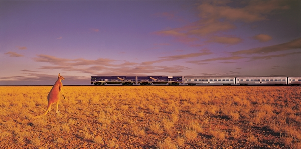 Great Southern Rail Adventure Tours and rail holiday experience