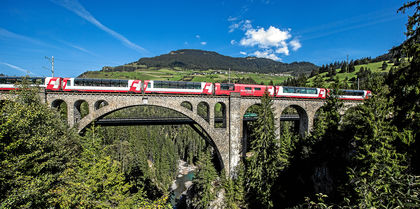 Classic Glacier Express Tours, independent and couples holiday experience