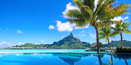Le Meridien Bora Bora Couples and flights holiday experience