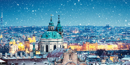 Vienna, Budapest & Prague Tours and couples holiday experience