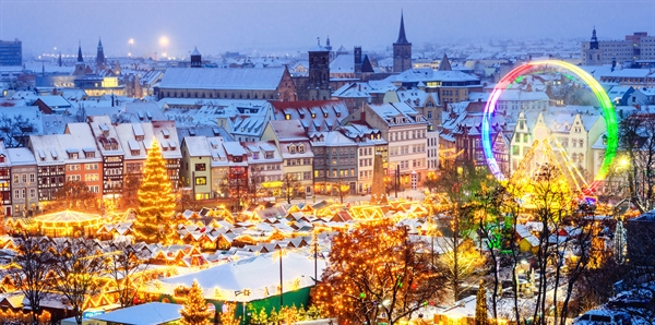 Alpine Christmas Markets  Tours and couples holiday experience