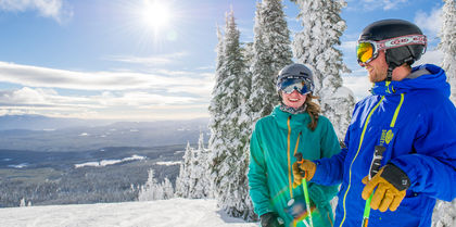 Stay & Ski Big White  Tours, independent and ski holiday experience
