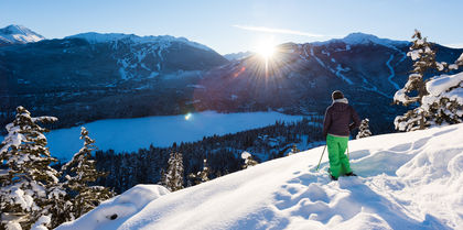 Stay & Ski Whistler  Tours, couples and ski holiday experience