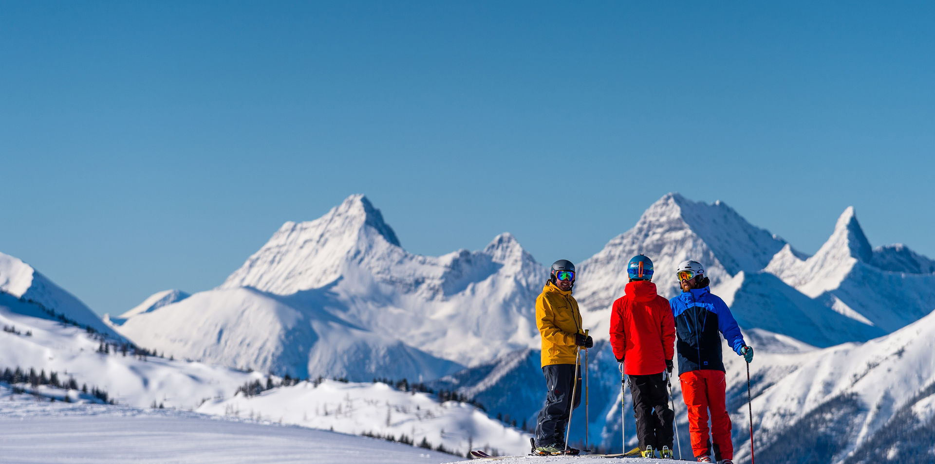 Stay & Ski Banff Family Package