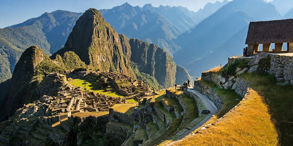 Wonders of Peru  Tours, couples and flights holiday experience