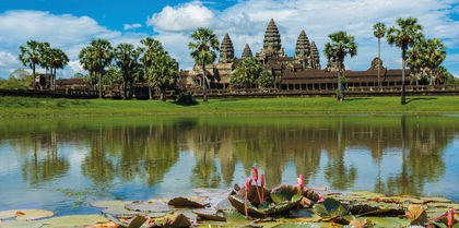Angkor to the Bay Tours, couples and flights holiday experience
