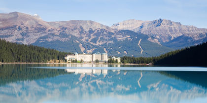 Canadian Rockies Getaway Circle Tours and rail holiday experience