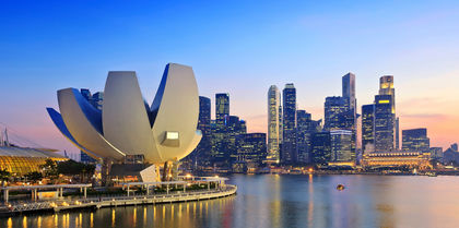 Safari & Singapore Couples, flights and cruise holiday experience