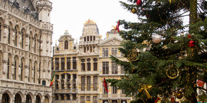 White Christmas - Brussels Events and short breaks holiday experience