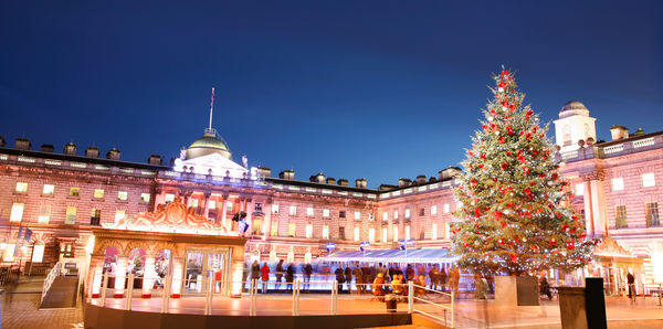 White Christmas - London Family, events and short breaks holiday experience