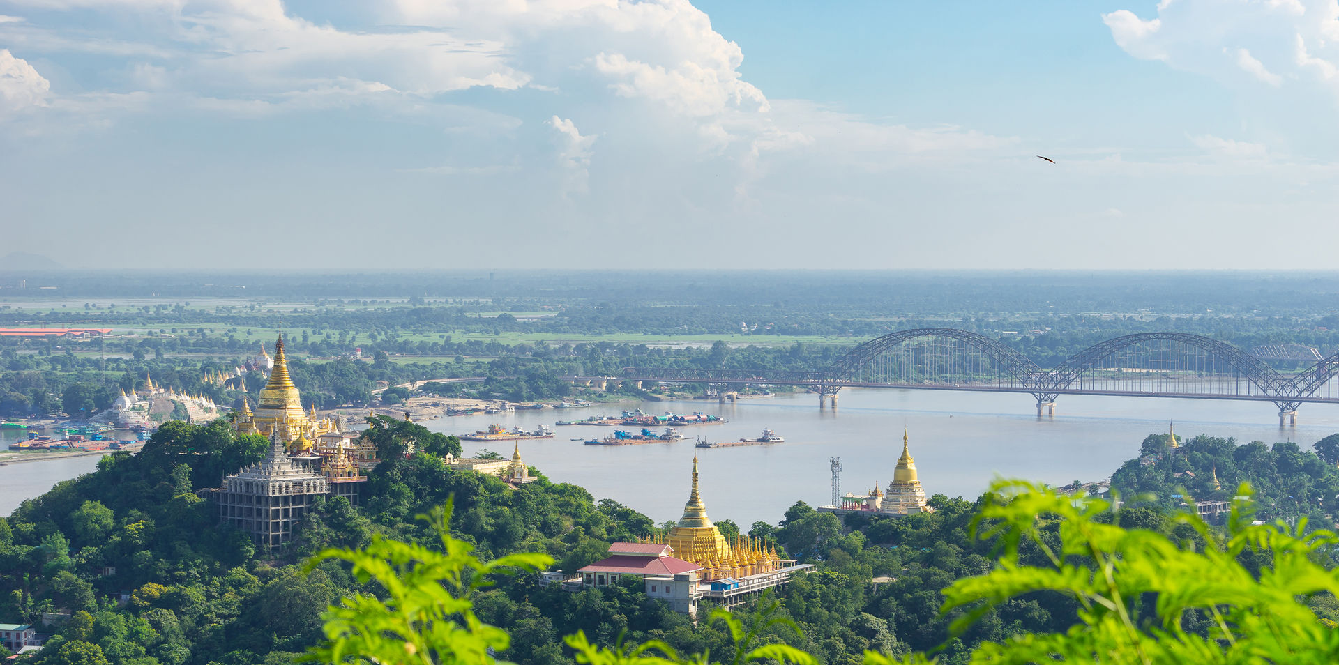Luxury Irrawaddy