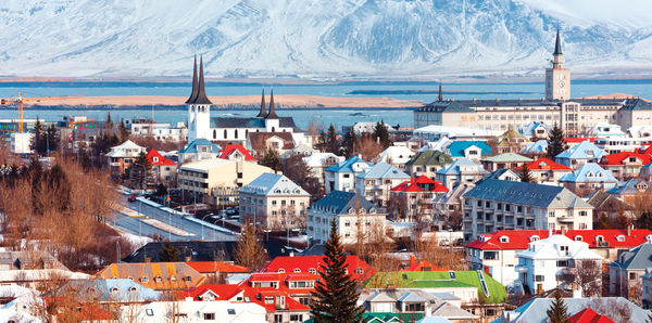 Iceland, Jan Mayen & Svalbard Couples and ocean cruise holiday experience