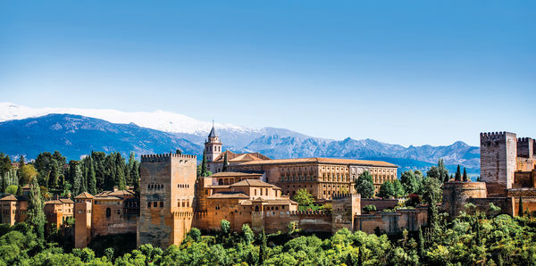 Andalusia & Mediterranean Coast Tours holiday experience
