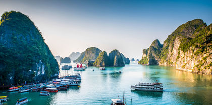 Vibrant Vietnam Tours, couples and flights holiday experience