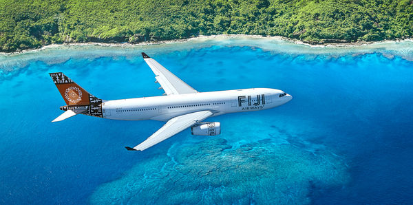 Fly to Fiji with Fiji Airways Flights holiday experience