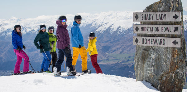 Queenstown Ski holiday experience