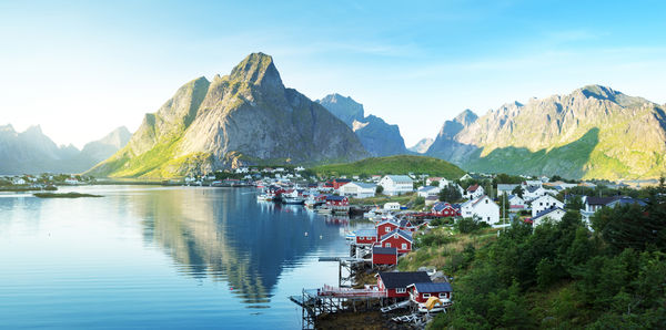 Majestic Norwegian Fjords  Tours and ocean cruise holiday experience