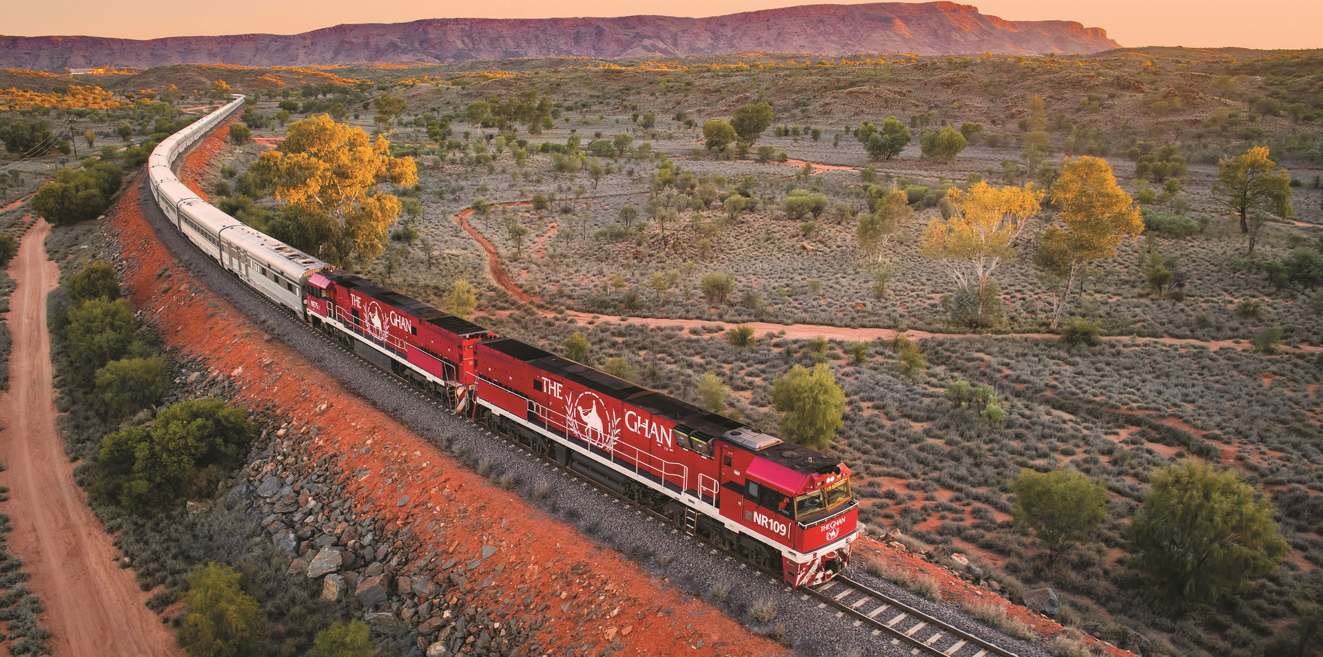 The Ghan Expedition & Taste of South Australia